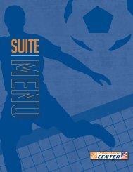 2012 Suite Menu (pdf) - Home Depot Center