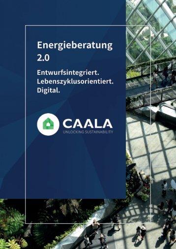 Broschüre CAALA Energieberatung 2.0