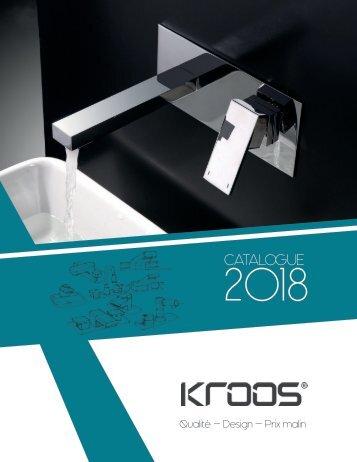 Catalogue Kroos 123bain.fr 2018