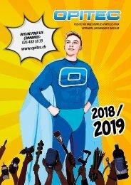 Catalogue principal 2018/2019 U001_ch_fr