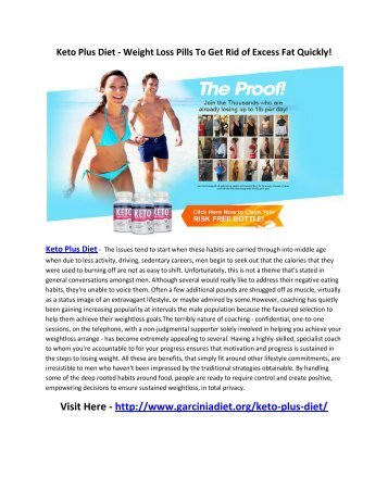 Keto Plus Diet - Suppress Your Appetite & Control Food Cravings!