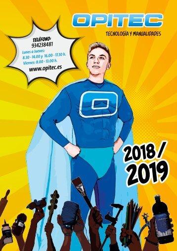 Catálogo principal 2018/2019 U001_es_es