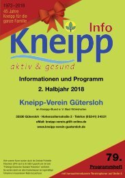 Kneipp-Info 79