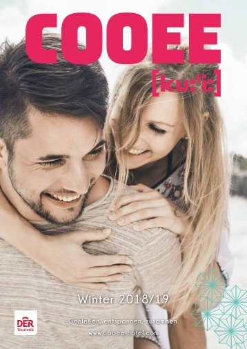 COOEE Broschüre Winter 2018/19