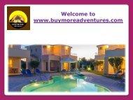 Luxurious Safari Lodge in Kenya