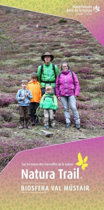 Natura Trail Val Müstair FR