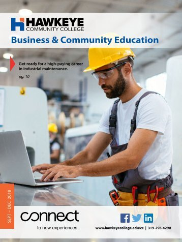 Hawkeye Business and Community Education Catalog