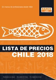 Catalogo Chile 2018