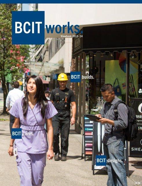 Bcit Viewbook 2013 14