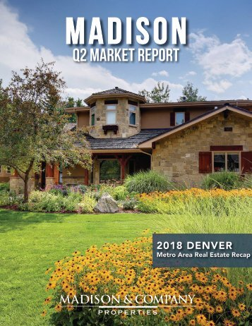 Q2 Madison Market Report