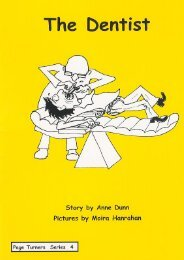 The Dentist (pp 1-4) - PageTurners Sample Book
