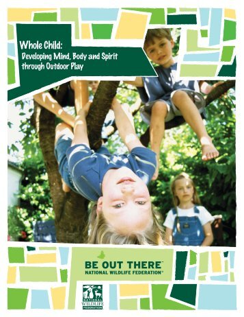 Whole Child: Developing Mind - National Wildlife Federation