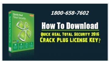 Quick Heal Activation Key 1800-658-7602