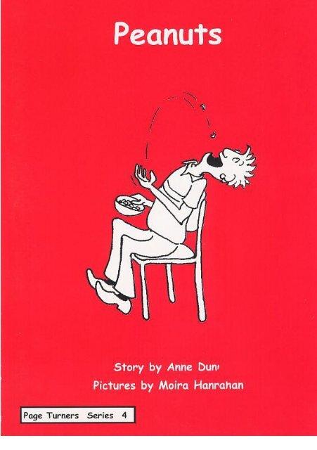 Peanuts (pp1-4) - PageTurners Sample Book