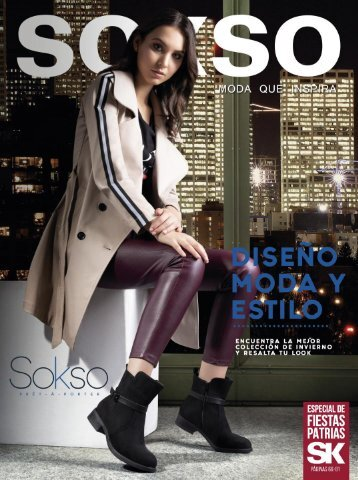 Sokso - Invierno 18