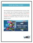 Best Website Designing Company Delhi - Page 5
