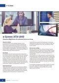 WEMA RaumKonzepte: Legamaster - Digitale Medien Broschüre 2018 - Page 4