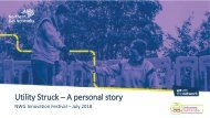 5 - Insight - Richard Hynes-Cooper - Utility Struck A personal story
