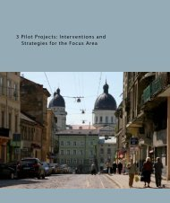 report part II (PDF, 8,3 MB) - Urban Management - TU Berlin