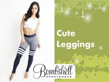 Cute Leggings for Young Girls