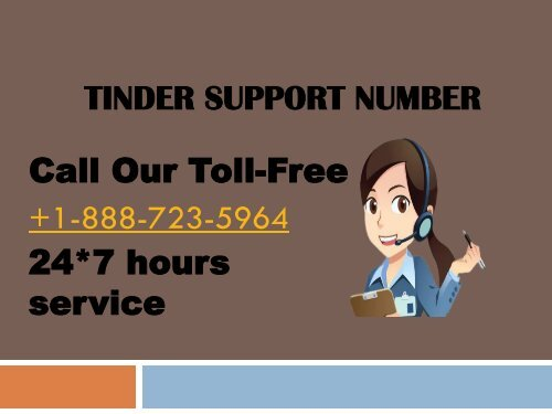 How to solve tinder login issue with tinder support number