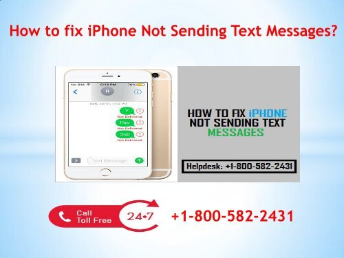 how to fix iphone text messaging