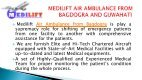 Now Get Supreme Air Ambulance from Bagdogra and Guwahati by Medilift - Page 2