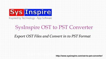 OST File Recovery Software