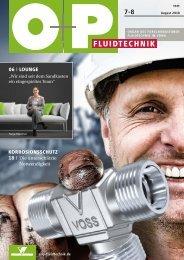 O+P Fluidtechnik 7-8/2018