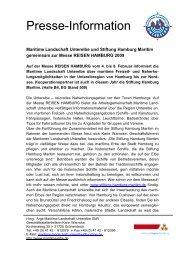 pm reisen hamburg 2009 - Maritime Landschaft Unterelbe