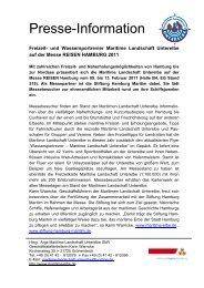 pm reisen hamburg 2011 - Maritime Landschaft Unterelbe