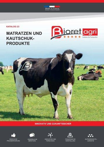 Bioret Katalog DE 2018