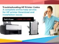 Dial +1(888) 211-0387 How to fix HP Printer Error 49.4c02 by HP Support Number
