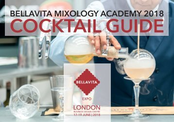 Bellavita Cocktail Guide London 2018