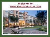 Corporate Apartments in Houston