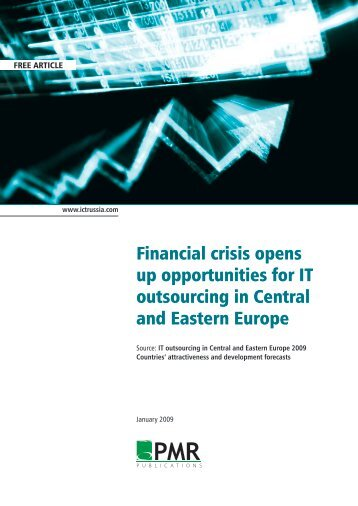 PMR - IT Outsourcing News