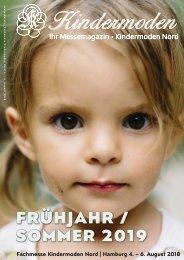 Kindermoden Nord Katalog August 2018