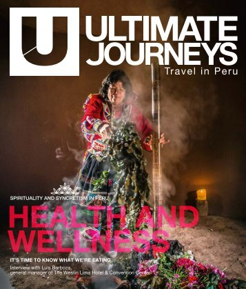 Ultimate Journeys 13 - Health & Wellness