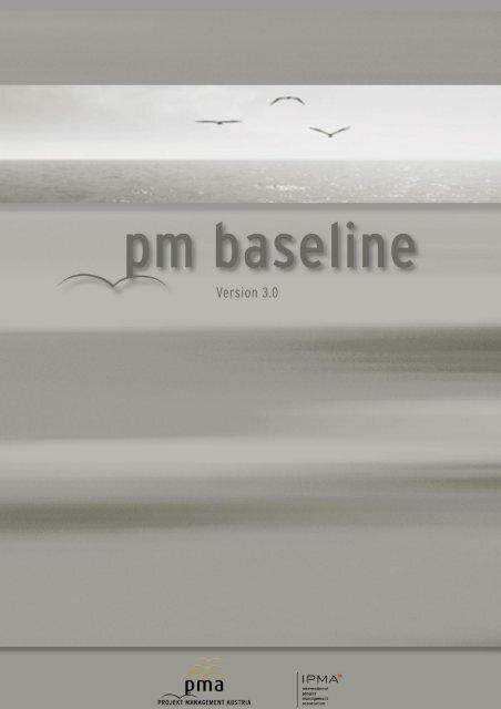 pm baseline 3.0 (Deutsch) - pma Projekt Management Austria