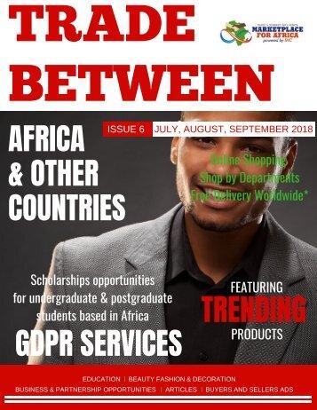 Digital Magazine Issue 6 20th July 2018