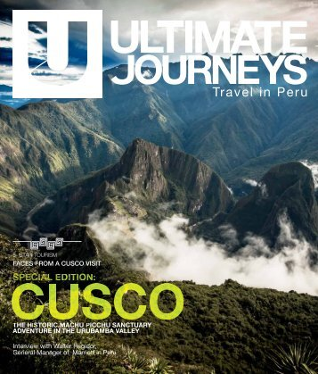 Ultimate Journeys 6 - Cusco