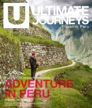 UJ #9 - Adventure in Peru