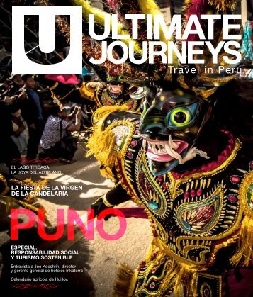 Ultimate Journeys 4 - Puno