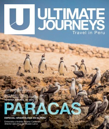 Ultimate Journeys 5 - Paracas