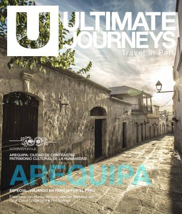 Ultimate Journeys 8 - Arequipa