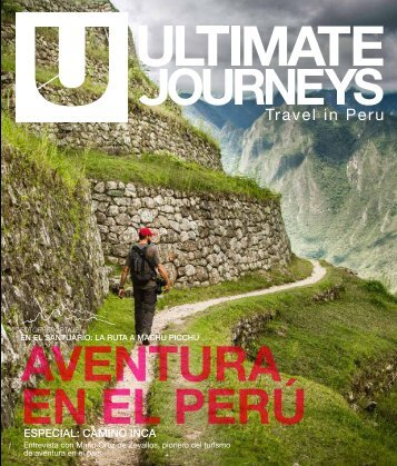 Ultimate Journeys 9 - Aventura en el Perú