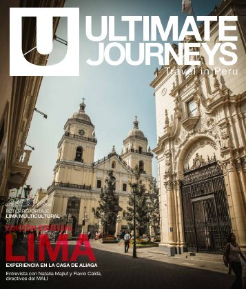 Ultimate Journeys 11 - Lima