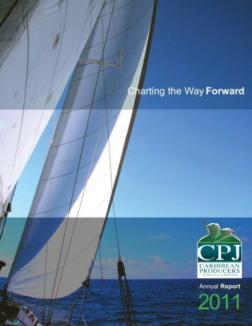 Charting the Way Forward - Caribbean Producers Jamaica Limited