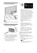 Sony KDL-32W5710 - KDL-32W5710 Mode d'emploi Serbe - Page 6